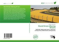 Bookcover of David Green (Racing Driver)