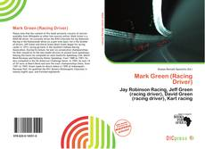 Bookcover of Mark Green (Racing Driver)