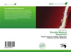 Durable Medical Equipment kitap kapağı