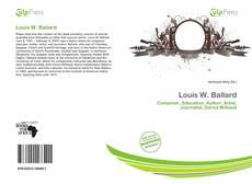 Bookcover of Louis W. Ballard