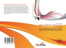 Обложка Marco Martos (American Football)