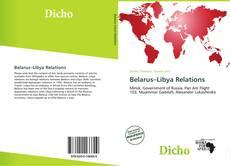 Couverture de Belarus–Libya Relations