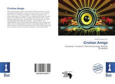 Buchcover von Cristian Amigo