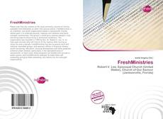 Bookcover of FreshMinistries