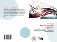 Portada del libro de José Manuel Félix Mourinho