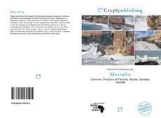 Bookcover of Massafra