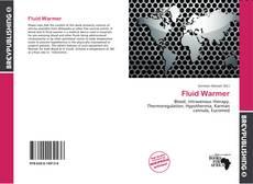 Bookcover of Fluid Warmer