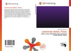 Buchcover von Lakewood, Dallas, Texas