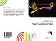 Buchcover von Lori Laitman
