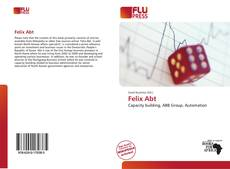 Bookcover of Felix Abt