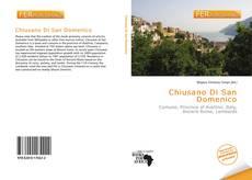 Chiusano Di San Domenico kitap kapağı