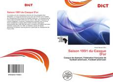 Bookcover of Saison 1991 du Casque D'or
