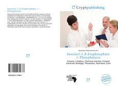 Bookcover of Inositol-1,4-bisphosphate 1-Phosphatase