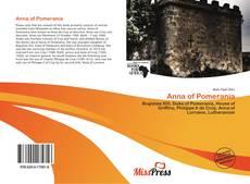 Capa do livro de Anna of Pomerania