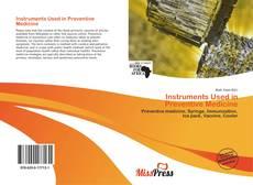 Borítókép a  Instruments Used in Preventive Medicine - hoz
