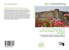 Couverture de Charles-Joseph, 7th Prince of Ligne
