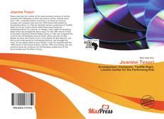 Buchcover von Jeanine Tesori