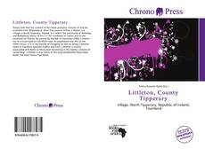 Littleton, County Tipperary kitap kapağı
