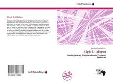 High Littleton kitap kapağı