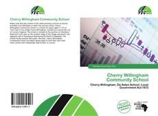 Buchcover von Cherry Willingham Community School