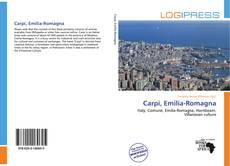 Bookcover of Carpi, Emilia-Romagna