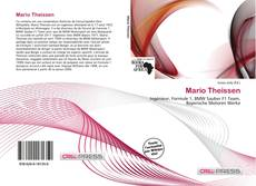 Portada del libro de Mario Theissen