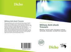 Portada del libro de Military Anti-shock Trousers