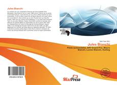 Bookcover of Jules Bianchi