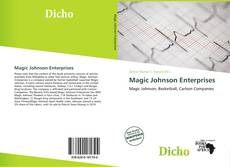 Capa do livro de Magic Johnson Enterprises