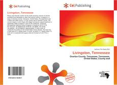 Bookcover of Livingston, Tennessee
