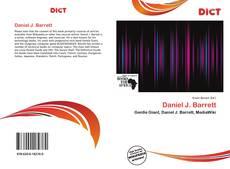 Portada del libro de Daniel J. Barrett