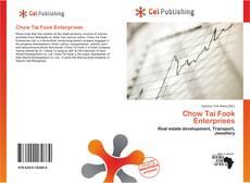 Обложка Chow Tai Fook Enterprises