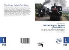 Buchcover von Michel-Ange – Auteuil (Paris Métro)