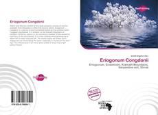 Eriogonum Congdonii kitap kapağı