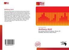 Capa do livro de Anthony Acid