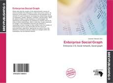 Enterprise Social Graph kitap kapağı