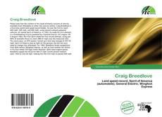 Craig Breedlove的封面