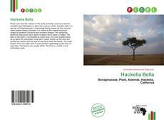 Bookcover of Hackelia Bella