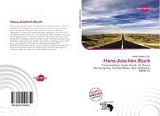 Hans-Joachim Stuck kitap kapağı