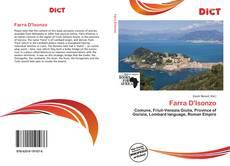 Farra D'Isonzo kitap kapağı