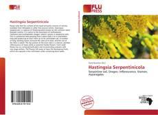 Hastingsia Serpentinicola kitap kapağı