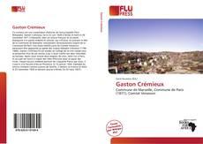 Bookcover of Gaston Crémieux
