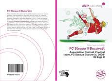 Обложка FC Steaua II București
