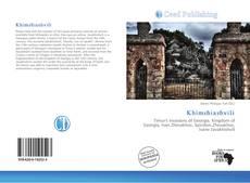 Khimshiashvili kitap kapağı