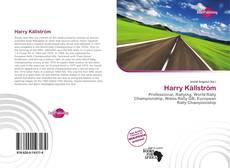 Couverture de Harry Källström