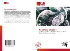 Buchcover von Heuchera Elegans