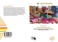 Buchcover von Heuchera Merriamii