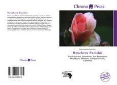 Buchcover von Heuchera Parishii