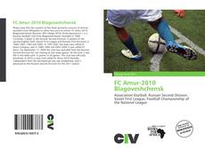 Bookcover of FC Amur-2010 Blagoveshchensk