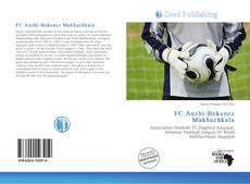 FC Anzhi-Bekenez Makhachkala kitap kapağı